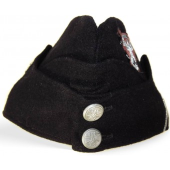 3rd Reich NSKK side hat/ Feldmutze in rank of Sturmman. Espenlaub militaria