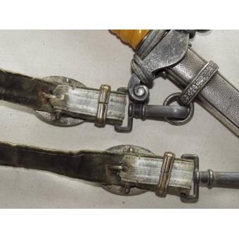 Alcoso Solingen Wehrmacht Heer Officers Dagger.. Espenlaub militaria