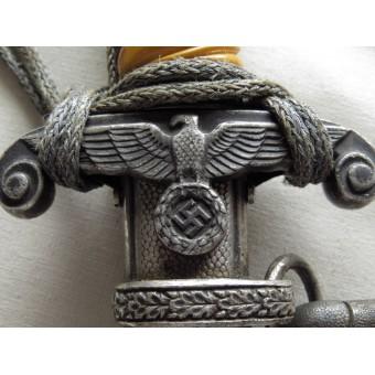 Alcoso Solingen Wehrmacht Heer Officer's Dagger.