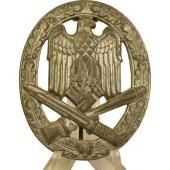 Allgemeine Sturmabzeichen,zinc, silvered