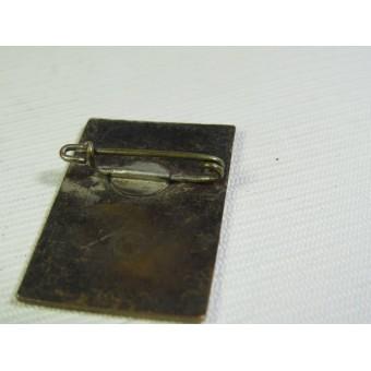 Badge Deine Hand - Deine Handwerk / Your hand is your support. Espenlaub militaria