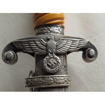 E.W. Holler Solingen Wehrmacht Heer Officers Dagger.. Espenlaub militaria