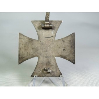 Iron cross 1st class. EK 1  C. F. Zimmermann, marked 20. Espenlaub militaria