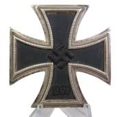 Iron cross 1st class. EK 1  C. F. Zimmermann, marked 20