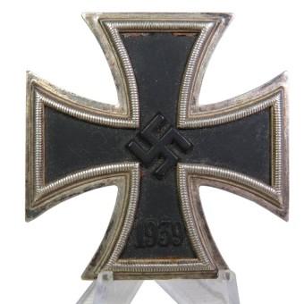 Iron cross 1st class. EK 1  C. F. Zimmermann, marked 20. Espenlaub militaria