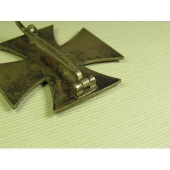 Iron cross 1st class. EK 1 Rudolf Souval. Espenlaub militaria