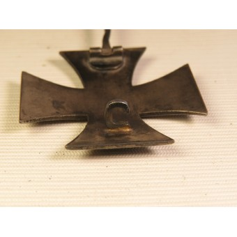Iron cross 1st class Schinkel, iron made cross.. Espenlaub militaria