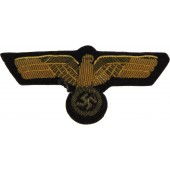 Kriegsmarine officer's breast eagle.