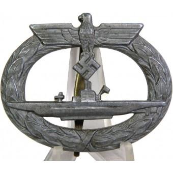 Kriegsmarine U-Boot Abzeichen. Espenlaub militaria
