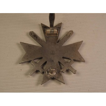 Kriegsverdienst cross KVK with swords, 1st class.  3. Espenlaub militaria