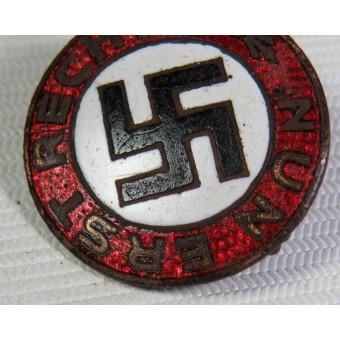 NSDAP pre 1933 year badge  Nun Erst Recht. Espenlaub militaria