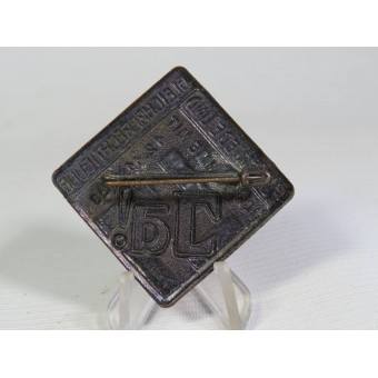 NSDAP supperter badge 12.11.1933-JA!. Espenlaub militaria