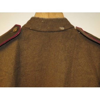 Soviet Russian M43  gymnasterka jacket, US lend lease wool made.. Espenlaub militaria