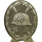 WW2 German Wound badge in silver