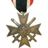 1939 the War Merit Cross with swords, stamp 101. KVK2.