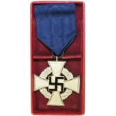3rd Reich. The Long Service Civil Cross 25 Years in Service