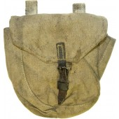Canvas pouch for cartridge drum for PPSh/PPD submachine gun, 1943