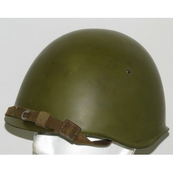Red Army Helmet SSh-39 with LMZ-41 (ЛМЗ-41) stamp