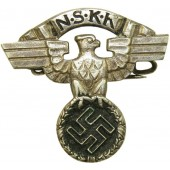 3rd Reich, The National Socialist Motor Corps (NSKK) member's badge