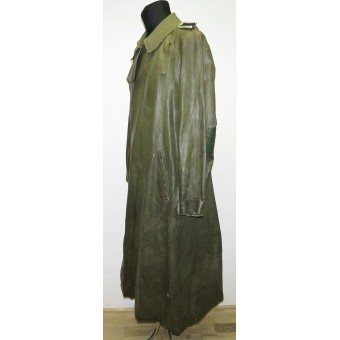 Wehrmacht or Waffen SS motorcycle raincoat, Kradmantel