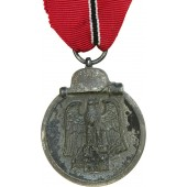 "The Eastern Front Medal, marked ""55""."