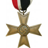 War Merit Cross without swords. KVK2, early type.