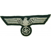 Wehrmacht breast eagle. Private order.
