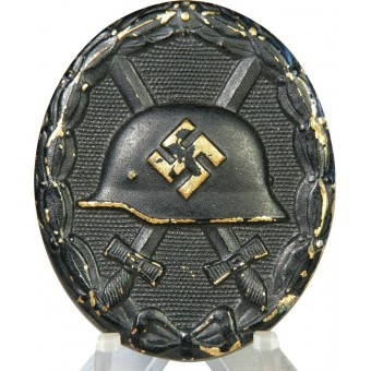 3rd Reich Black wound badge. Espenlaub militaria