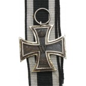 "EKII cross, second class, 1914, marked ""FV"""