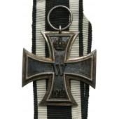 "WW1 Iron Cross, 2nd class, 1914, makred ""Z"""