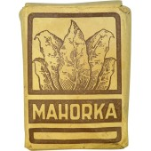 German occupation period made Estonian tobacco - Mahorka.