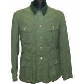 3rd Reich Wermacht tunic M36.  Salty example.