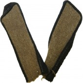 M 43 RKKA collar tabs for overcoat, combat engineers, chemical troops
