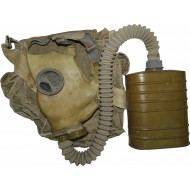 Soviet gas mask BN T5 with mask mod 08