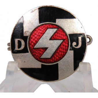 Deutsche Jungvolk member badge, R.D.N.D.J marked. Espenlaub militaria