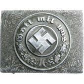 German 3rd Reich fire police buckle - OLC