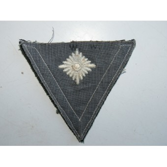M 36 rank chevron for Wehrmacht Gefreiter with service over 6 years. Espenlaub militaria