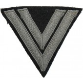 Waffen SS mid-war made rank chevron for SS-Rottenführer