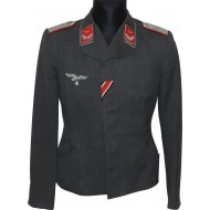 Luftwaffe flak artillery lieutenant's private purchased tunic