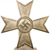 "Cross ""For War Merit"" 1939 without swords 1st class"
