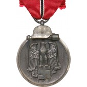 """Medal """"For the Winter Campaign on the Eastern Front"""",   107 -  Karl Wild"""
