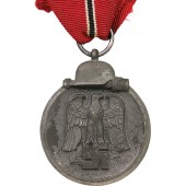 """Medal For the Winter campaign on the Eastern Front, """"6"""". Fritz Zimmermann"""