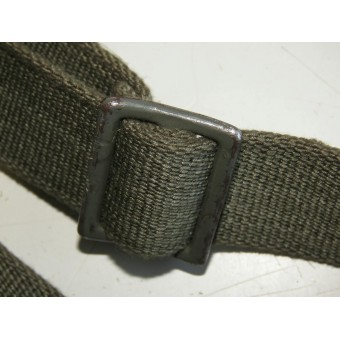 Webbing strap for the German Flare pistol holster or its ammo bag. Espenlaub militaria