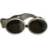 WW2 German Gebirgsjäger goggles, Mint