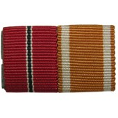 Ribbon bar for a veteran of the Eastern and Western fronts