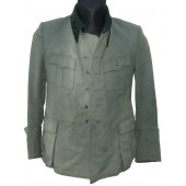 Feudbluse/Tunic for the command staff of the Wehrmacht or Waffen-SS