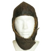 Winter flight helmet of the Red Army Air Force