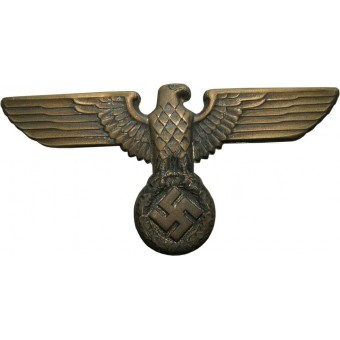 Cupal NSDAP eagle, marked M 1/50 RZM. Espenlaub militaria