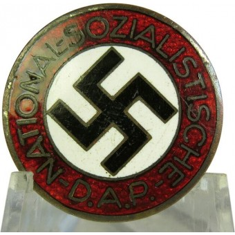 M 1/93 RZM marked NSDAP member badge. Espenlaub militaria