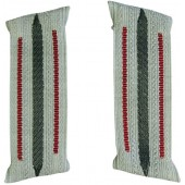 Pair of M 34 collar tabs for Nebeltruppe